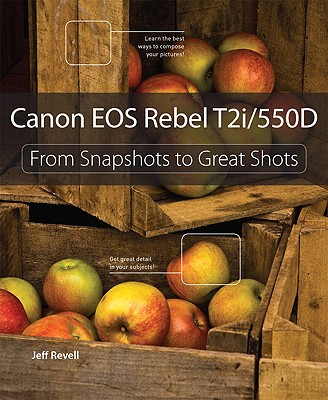 Canon EOS Rebel T2i / 550D By Revell, Jeff